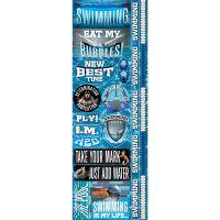 """Real Sport Die-Cut Cardstock Stickers 4.25""""X13"""" NOTM082282"""