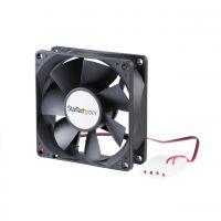 StarTech.com 80x25mm Dual Ball Bearing Computer Case Fan w/ LP4 Connector SYNX495717