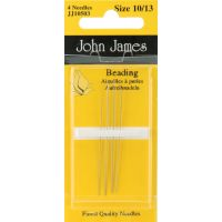 John James Beading Hand Needles NOTM072148