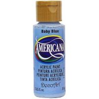 Deco Art Americana Baby Blue Acrylic Paint NOTM132276