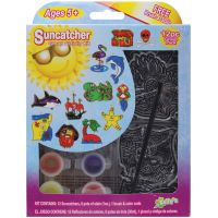 Kelly's Kidz Sparkle Pirate Suncatcher Activity Kit NOTM407361