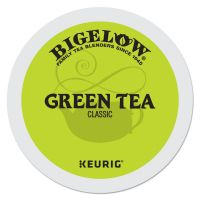 Bigelow Green Tea K-Cup Pack, 24/Box GMT6085