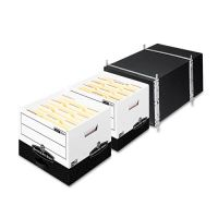 Fellowes Bankers Box Tandem Tray for Bankers Box Storage, White FEL30241