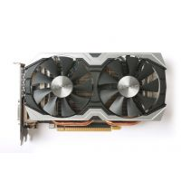 Zotac GeForce GTX 1060 Graphic Card - 1.56 GHz Core - 1.77 GHz Boost Clock - 6 GB GDDR5 - PCI Express 3.0 - Dual Slot Space Required SYNX4627329