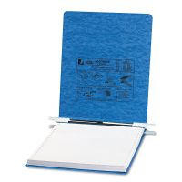 "ACCO PRESSTEX Covers w/Storage Hooks, 6"" Cap, 9 1/2 x 11, Light Blue ACC54112"