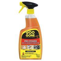 Goo Gone Pro-Power Cleaner, Citrus Scent, 24 oz Bottle WMN2180AEA