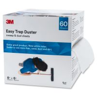 "3M Easy Trap Duster, 5"" x 30ft, White, 60 Sheets/Box MMM59032W"