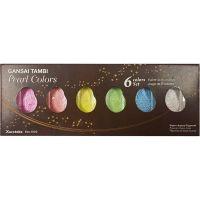 Kuretake Gansai Tambi 6 Color Set NOTM228637