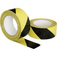 SKILCRAFT Floor Safety Striped Marking Tape NSN6174251