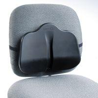 Low Profile Backrest, 13-1/2w x 3d x 11h, Black SAF7151BL
