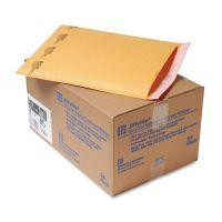 Sealed Air Jiffylite Self Seal Mailer, #5, 10 1/2 x 16, Golden Brown, 25/Carton SEL10190