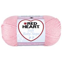 Red Heart Soft Baby Steps Yarn - Baby Pink NOTM363513