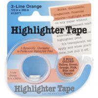 "Highlighter Tape .5""X393"" NOTM016739"