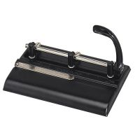 Master Heavy-duty 3 Hole Punch Adjustable Paper Punch MAT5335B