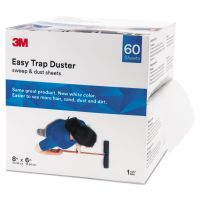 """3M Easy Trap Duster, 8"""" x 30ft, White, 60 Sheets/Box MMM59152W"""