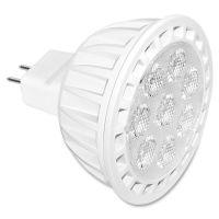 Satco 7-watt MR16 LED Dimmable Bulb SDNS9104
