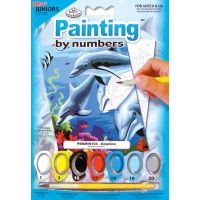Mini Paint By Number Kit   NOTM305420