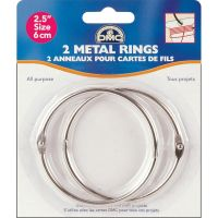 "Metal Rings 2.5"" NOTM072635"