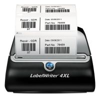 "DYMO LabelWriter 4XL, 4 4/25"" Labels, 53 Labels/Minute, 7 3/10w x 7 4/5d x 5 1/2h DYM1755120"