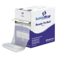 "Sealed Air Bubble Wrap® Cushioning Material in Dispenser Box, 3/16"" Thick, 12"" x 175 ft. SEL88655"