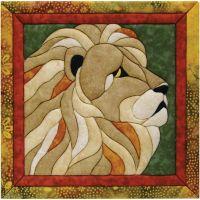 Lion Quilt Magic Kit NOTM050016