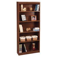 Bestar standard Bookcase in Tuscany Brown  BESBES657153163