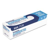 "Boardwalk Heavy-Duty Aluminum Foil Roll, 12"" x 500 ft BWK7120"