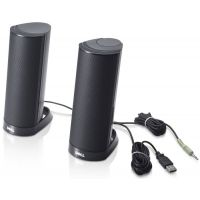 Dell AX-210 Speaker System - 1.20 W RMS - Black SYNX4252342