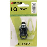 ZlideOn Zipper Pull Replacements Plastic 10 NOTM033159