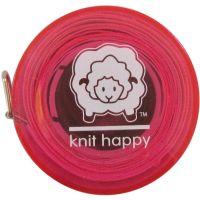 """Knit Happy Tape Measure 60"""" NOTM075668"""