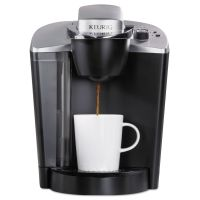 Keurig OfficePRO K145 Brewing System, Single-Cup, Silver GMT23145