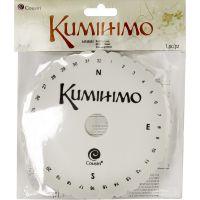 "Kumihimo Braiding Loom 5.375"" NOTM153340"