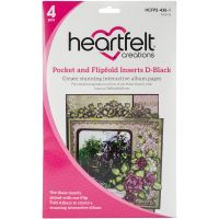 Heartfelt Creations Pocket & Flipfold Inserts NOTM528832