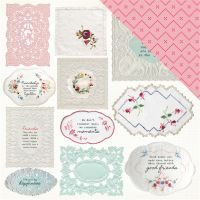 """Miss Betty Double-Sided Cardstock 12""""X12"""" NOTM283874"""