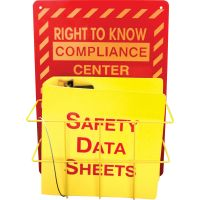 Impact Products Right To Know Center Safety Rack IMP799200