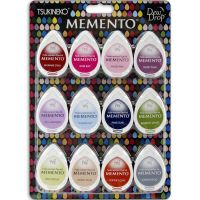 Memento Dew Drops Dye Ink Pads 12/Pkg NOTM366733