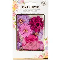 Prima Marketing Paper Flowers 8/Pkg NOTM425339