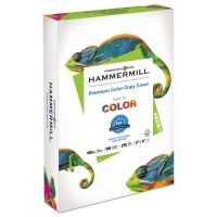 Hammermill Copier Digital Cover Stock, 60 lbs., 17 x 11, Photo White, 250 Sheets HAM122556