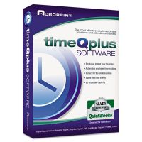 Acroprint timeQplus Network Software ACP010262000