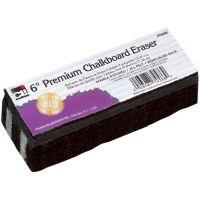 """Premium Felt Chalkboard Eraser 6"""" NOTM098289"""
