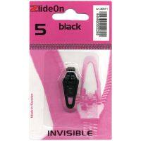 ZlideOn Zipper Pull Replacements Invisible 5 NOTM033162