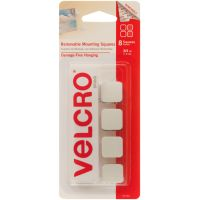 "Velcro(R) Brand Removable Mounting Squares .75"" NOTM320123"
