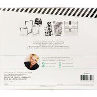 Heidi Swapp Stationery Embellishment Kit NOTM045295