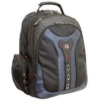 "SwissGear PEGASUS GA-7306-06F00 Carrying Case (Backpack) for 17"" Notebook - Blue SYNX1155259"