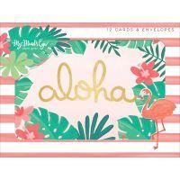 """Palm Beach Cards W/Envelopes 4""""X6"""" 12/Pkg NOTM229340"""