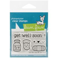 """Lawn Fawn Clear Stamps 3""""X2"""" NOTM104030"""
