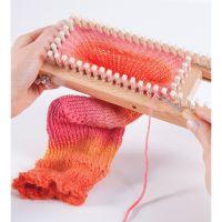"""Knitting Board All-N-One Loom 18""""X3"""" NOTM071200"""