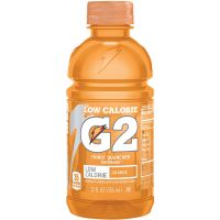 Gatorade Quaker Foods G2 Orange Sports Drink QKR12204