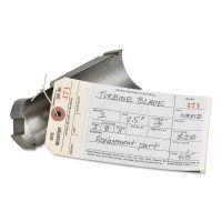 Avery Manifold Inventory Duplicate Tags, 1-500, 6 1/4 x 3 1/8, Manila/White, 500/Box AVE15370
