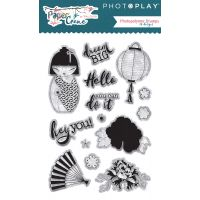 PhotoPlay Photopolymer Stamp NOTM334966
